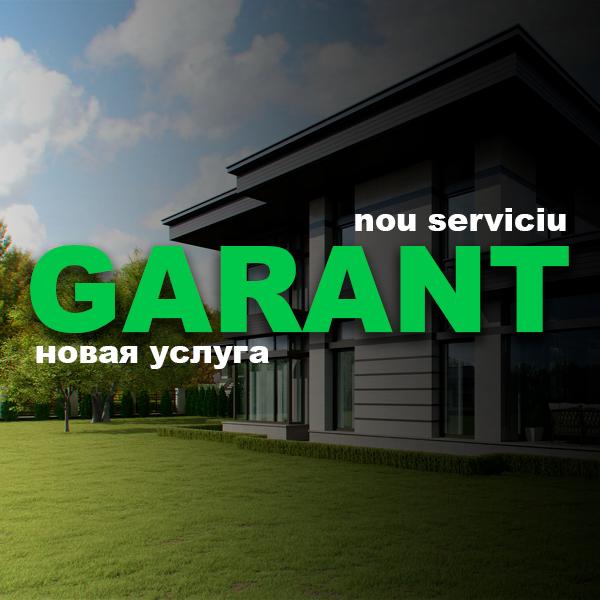 Pachetul serviciului GARANT