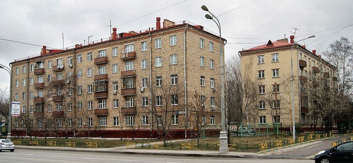 "photo Apartamente seria ""Hrushchevka"". Descriere și caracteristici tipice"